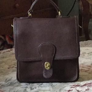 Very Vintage Genuine Leather COACH Bag